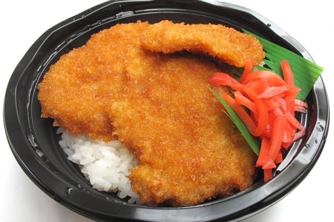 新潟タレかつ丼(新潟県新潟市)