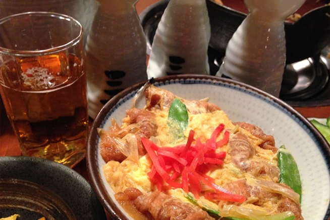 とよま油麸丼(宮城県登米市)