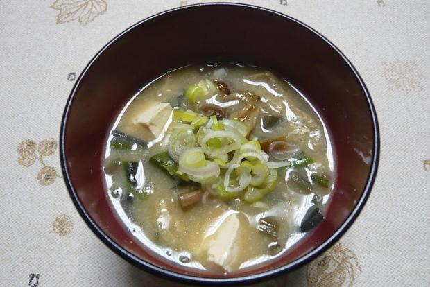 大曲納豆汁(秋田県大曲)